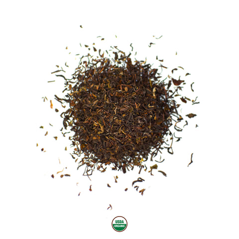 Darjeeling, Black Tea, InfuseTea, infuse cafe, infuse tea, loose leaf tea, tea club, tea box,