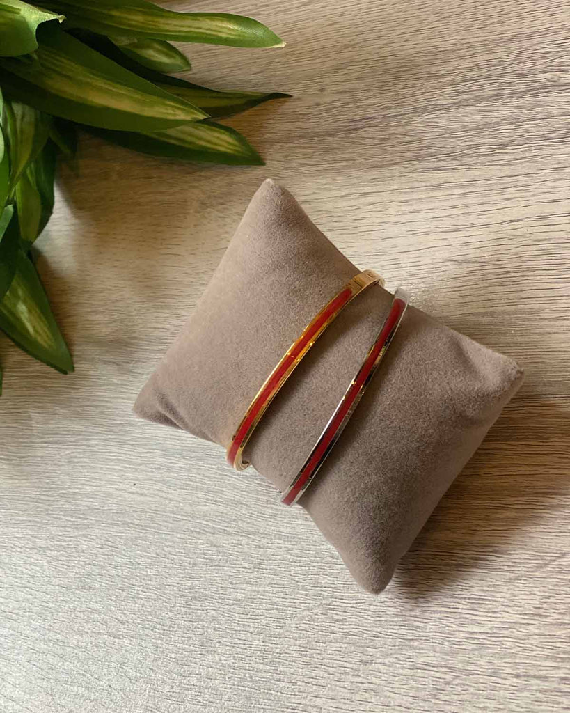 Paris Bracelet - Red Line