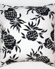 ONLINE ONLY Floating Pineapple Cushion Cover
