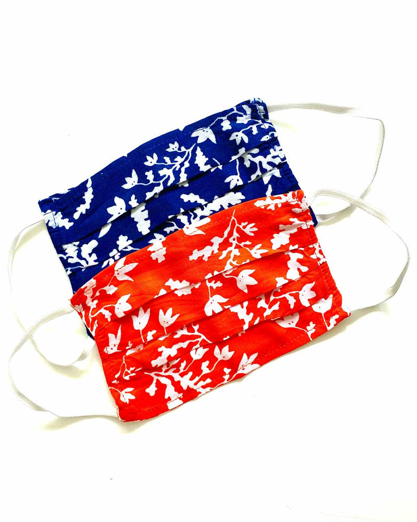 Lightweight Printed Facemask (Pack of 2)