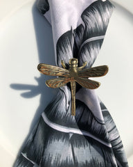 ONLINE Dragonfly Napkin Ring - Set of 2