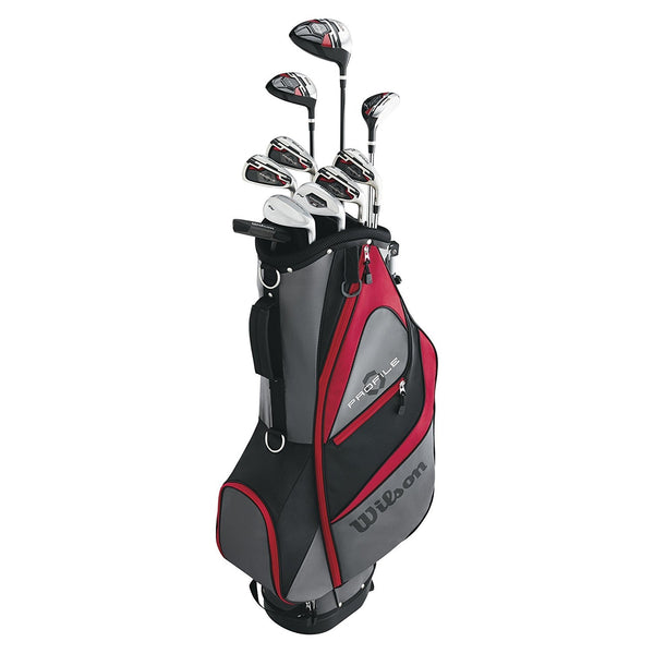 Wilson Mens Profile XD Golf Complete Set - Left Hand
