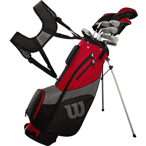 Wilson Golf Profile SGI Mens Complete Golf Set LH Long