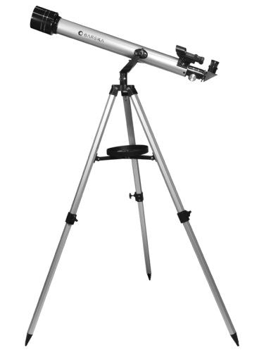 600 Power 80060 Starwatcher Refractor Telescope