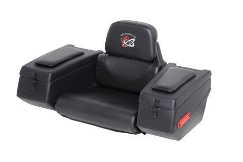 WES AR-38 Rear Cargo Box Seat for Single Seat ATVs