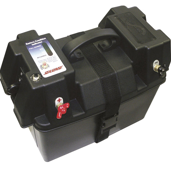 Unified Marine Deluxe Power Station Battery Box
