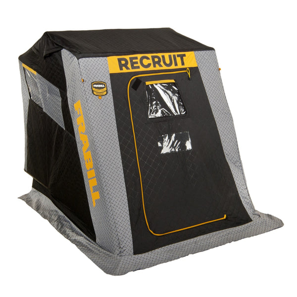 Frabill Recruit 1250 Insulated Flip-Over Shelter Boat Seat