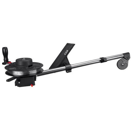 Scotty Strongarm 30 Manual Downrigger w/Rod Holder