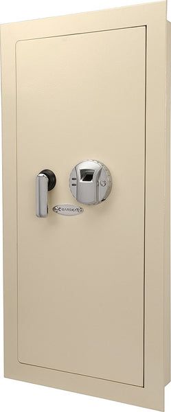 Large Biometric Wall Safe