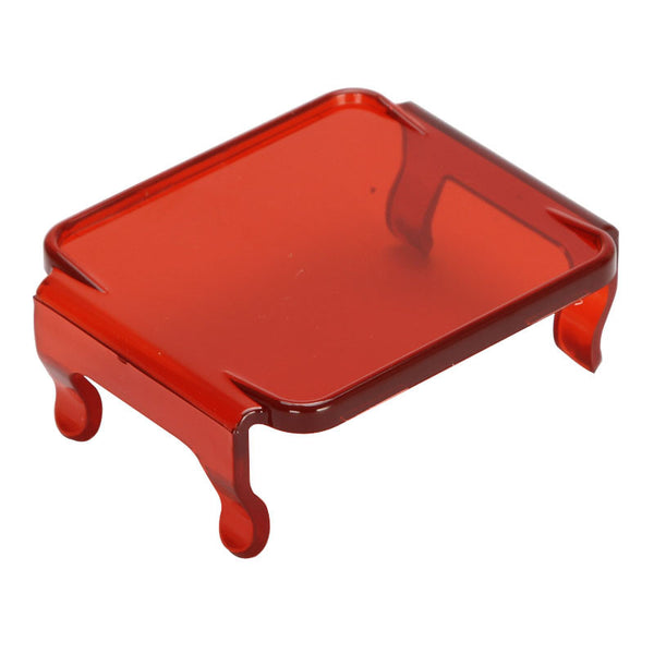 Optical Red Cover For 16W Square Driving Light
