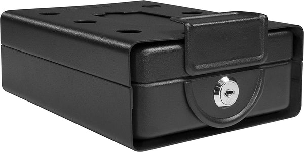 Compact Safe Key Lock Safe w/ Mounting Sleeve AX11812