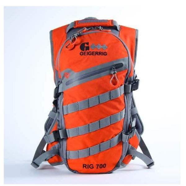 Geigerrig Rig 700M Hydration System Orange-Gunmetal