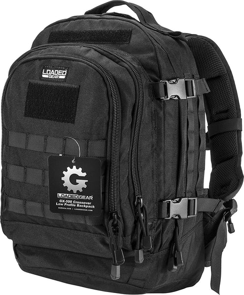 Loaded Gear GX-500 Crossover Utility Backpack GX-500