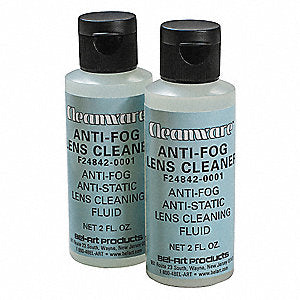 Anti-Fog Lens Cleaner 2oz