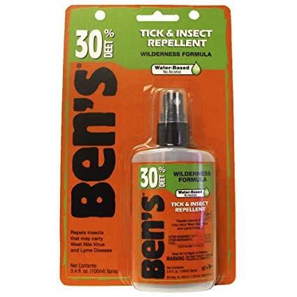 Bens Tick & Insect Repellent
