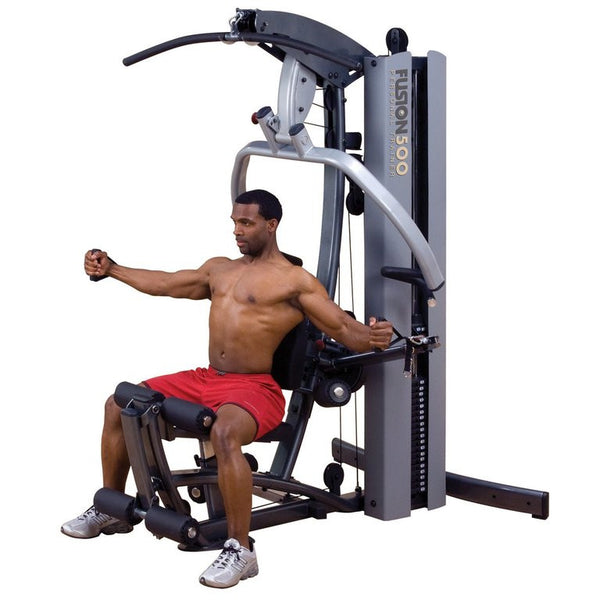 Fusion 500 Home Gym, 210lb stack