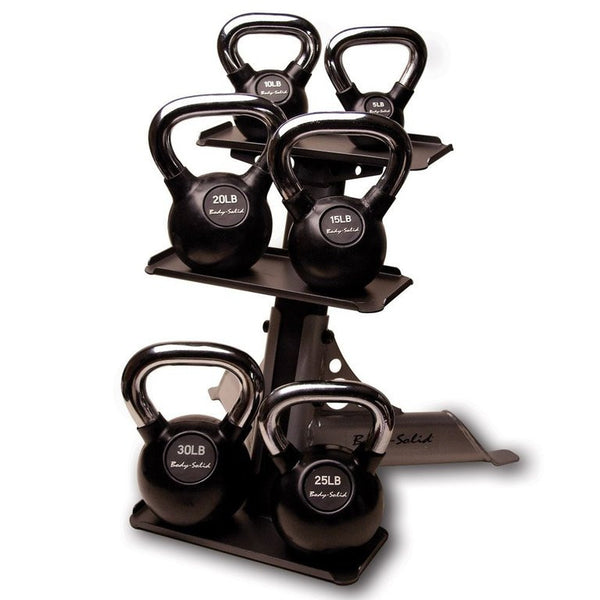 "Cardio Barbell Pack, Includes 1-Rack, 10-55"" straight bars, 20-1"" spring collars, 20-2.5lb plates, 20-5lb plates, 20-10lb plates"