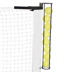 Ball Holder for Portable Nets
