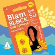 BLAMblock SPF 50 Lip Balm with Clip and Go Sleeve