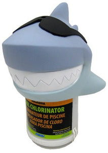 Surfin Shark Floating Chlorinator - Sand Dollar Pools