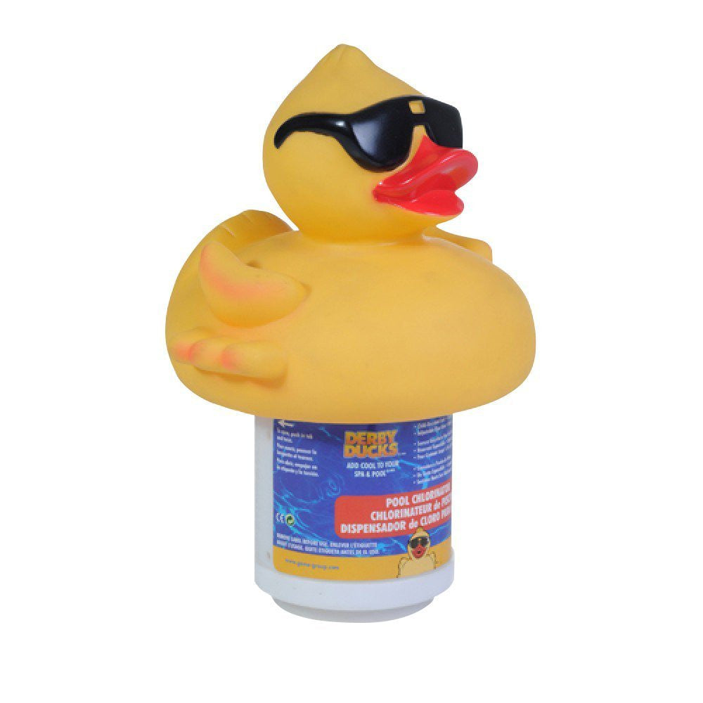 Derby Duck Pool Chlorinator - Sand Dollar Pools - 1