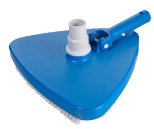 Triangular Vacuum Head For Vinyl Liner Pools