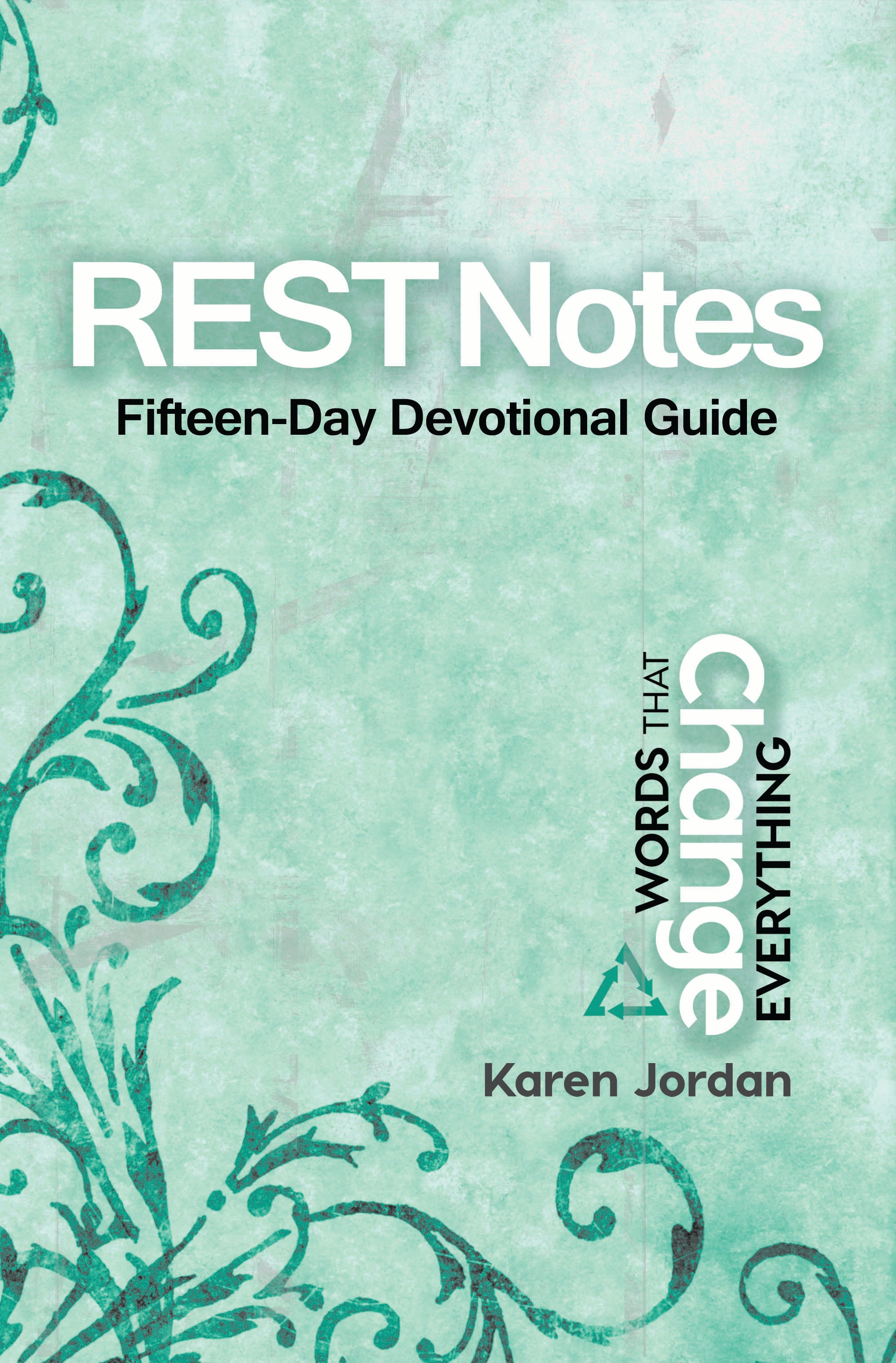 Get a free copy of Karen's 15-Day Devotional eBook