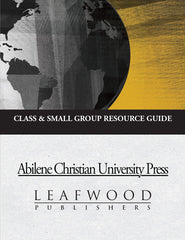Small Group & Class Resource Guide