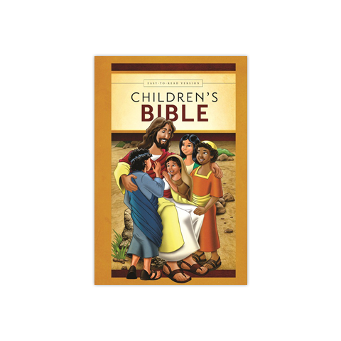 Children's Bible: The Easy-to-Read Illustrated Version