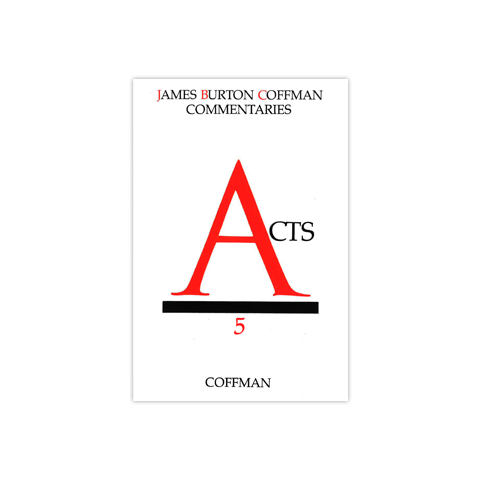 Coffman: Acts