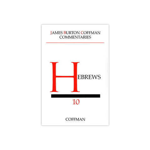 Coffman: Hebrews