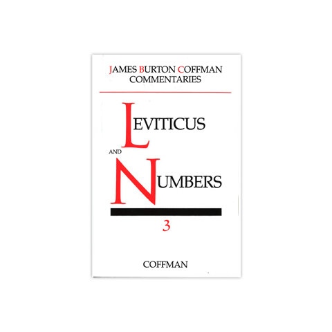Coffman: Leviticus, Numbers