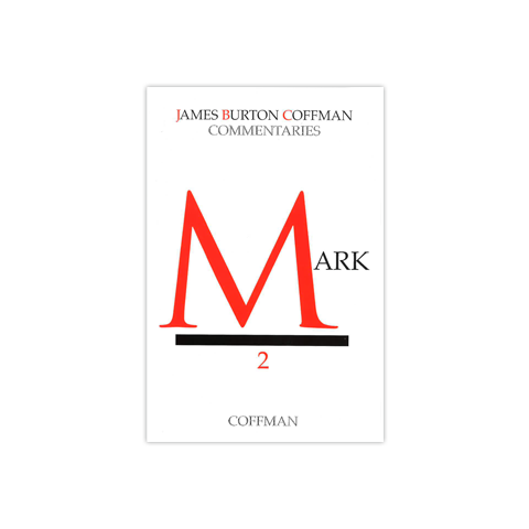 Coffman: Mark