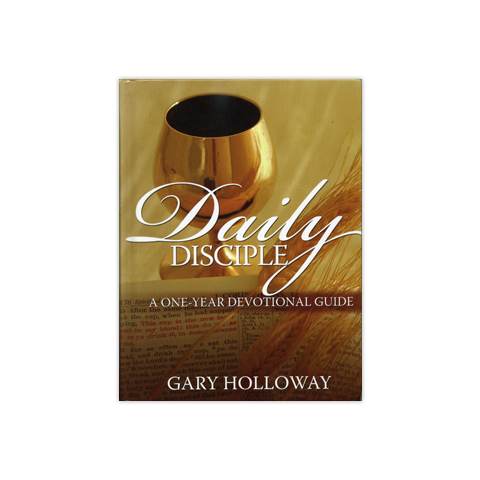 Daily Disciple: A One-Year Devotional Guide