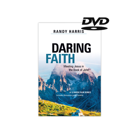 Daring Faith: Meeting Jesus in the Book of John (DVD)