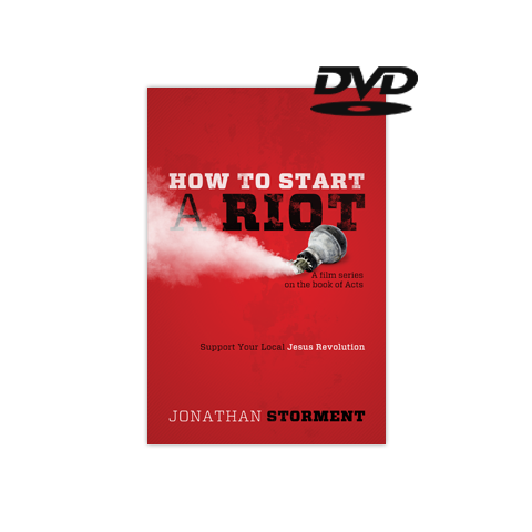 How to Start a Riot: A Film Series on Acts of Apostles shot on location in Jerusalem  (DVD)
