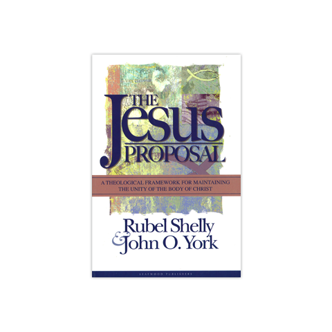 The Jesus Proposal: A Theological Framework for Maintaining the Unity of the Body of Christ