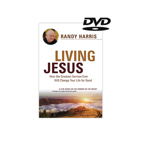 Living Jesus: How the Greatest Sermon Ever Will Change Your Life for Good  (DVD)