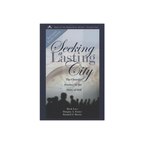 Seeking a Lasting City: The Church's Journey in the Story of God