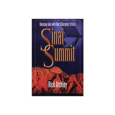 Sinai Summit: Meeting God with Our Character Crisis