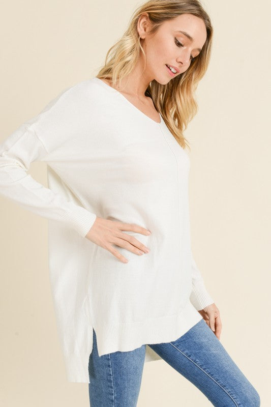 Rita Tunic Sweater