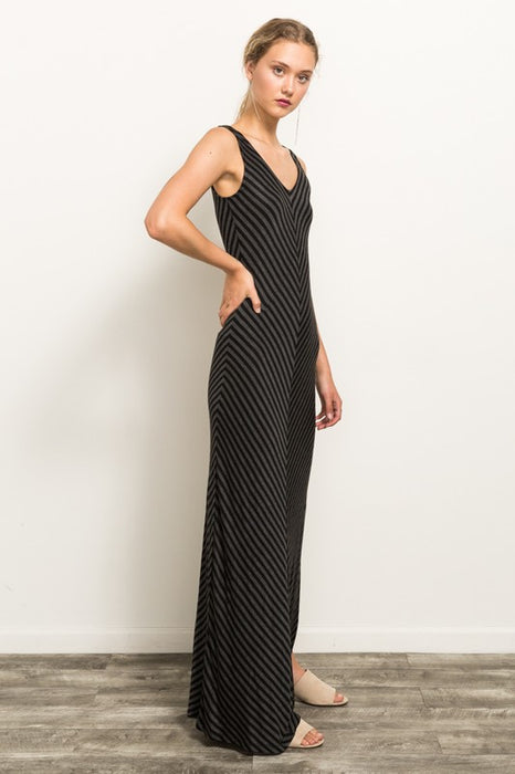 The Veronica Stripped Dress