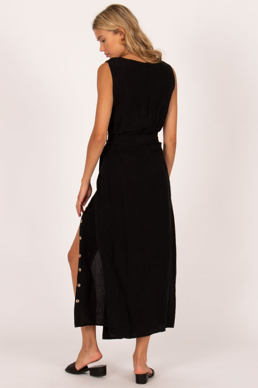 Amuse Society Driftwood Sleeveless Maxi