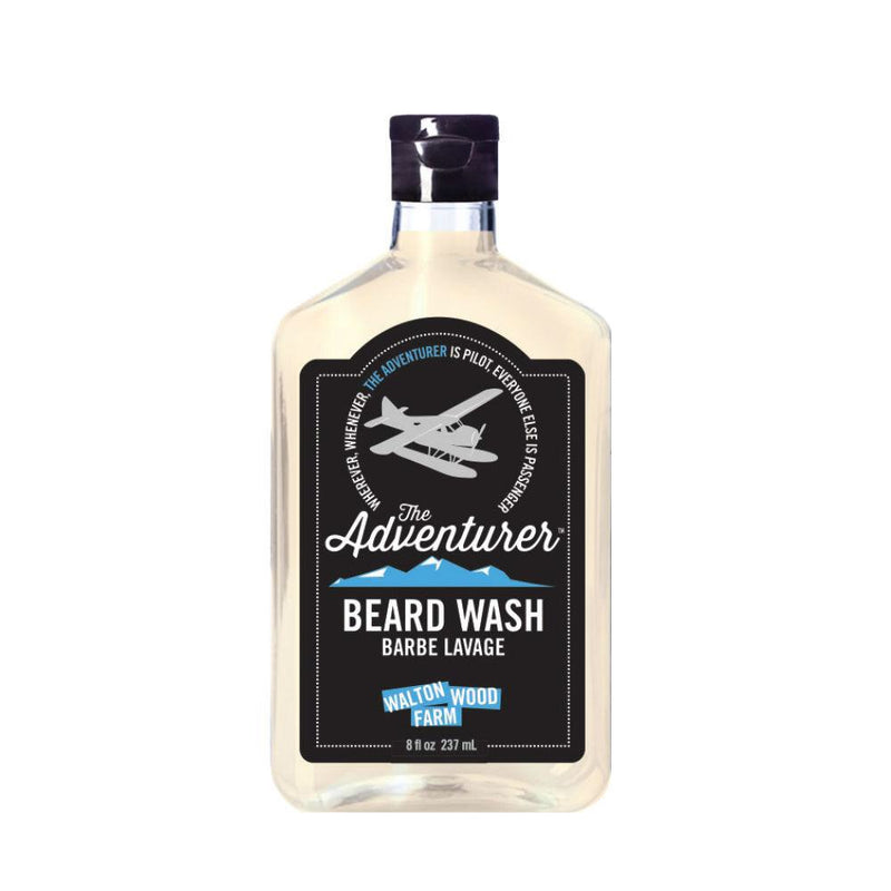 Walton Wood Farm The Adventurer - Beard Wash