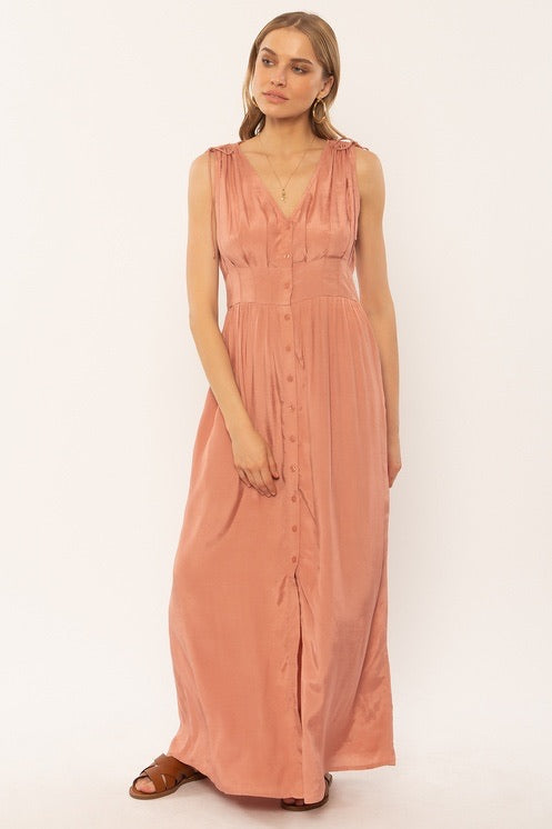 Amuse Society Marlena Maxi Dress