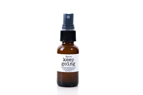 K'Pure Keep Going Spray