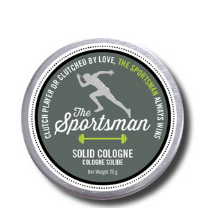 Walton Wood Farm The Athlete Solid Cologne