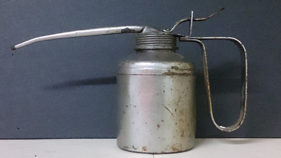 Plews Gem Oil Can, Made In Minneapolis U.S.A, 1920s - Roadshow Collectibles