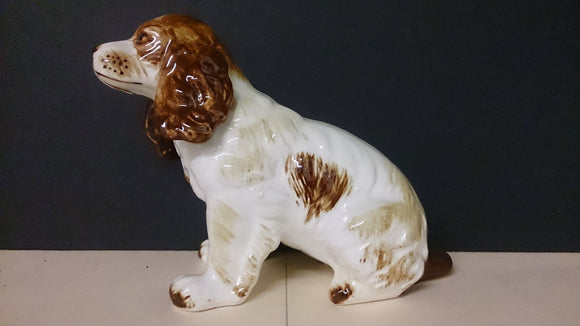 Wales Porcelain Beagle, White and Brown Markings, Made In Japan - Roadshow Collectibles