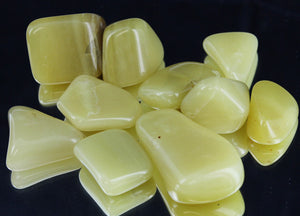 Yellow Opal Gemstones, Free Form, Parcel Of 10 Pieces, Australia - Roadshow Collectibles